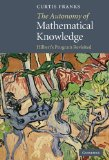 Review: The Autonomy of Mathematical Knowledge
