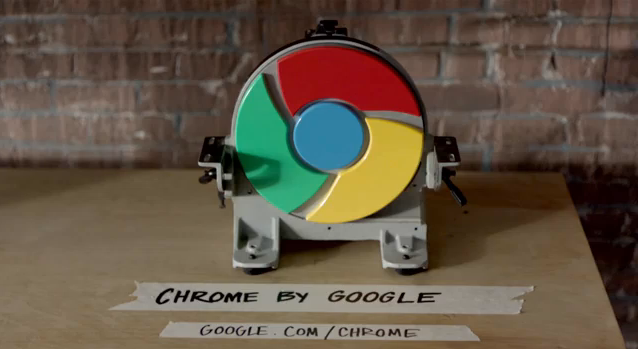 Google Chrome is Fast