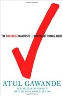 Reader Review: The Checklist Manifesto