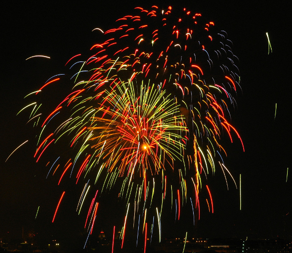 Reader Question: How do fireworks work?